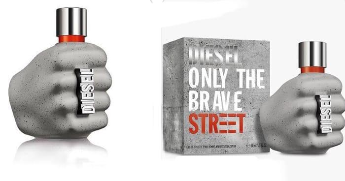 Diesel Only The Brave Street Mens Eau de Toilette 50ml