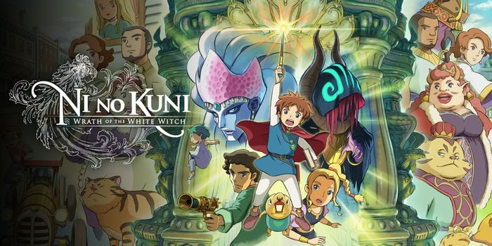 Ni No Kuni: Wrath of the White Witch - Only £9.99!