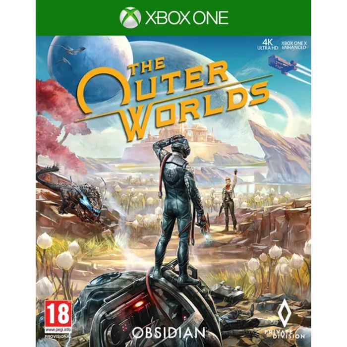 The Outer Worlds (Xbox) £18 Delivered at AO