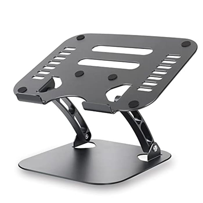Ergonomic Aluminum Computer Stand for Desk