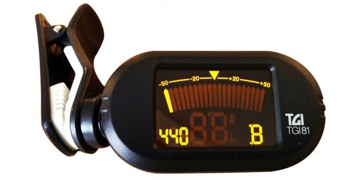 TGI 81 Clip on Tuner Chromatic