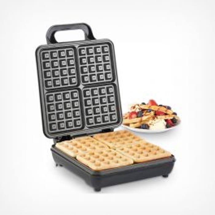 4 Waffle Maker Machine