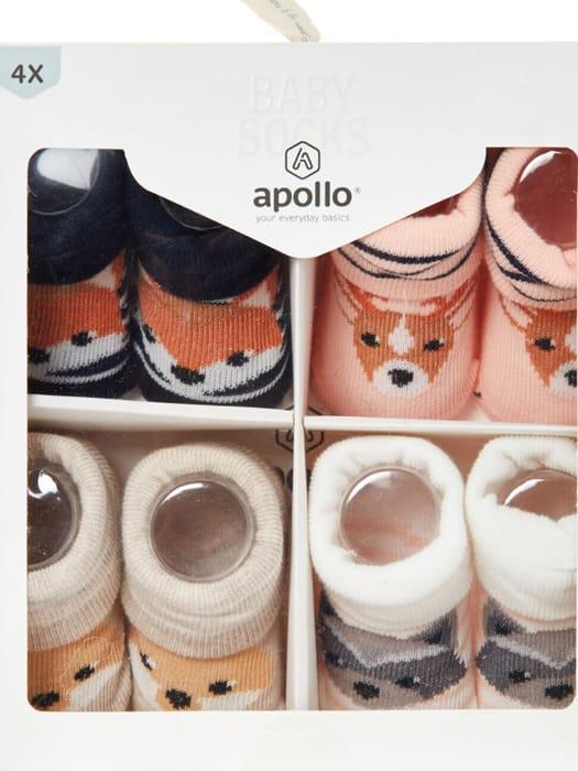 APOLLO Animal Theme Sock Set