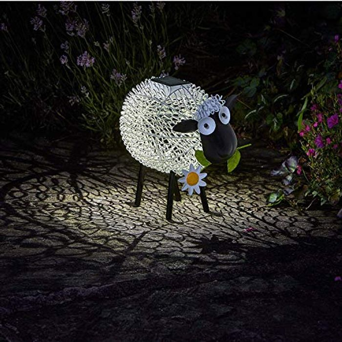 Smart Garden Solar Dolly the Sheep Silhouette