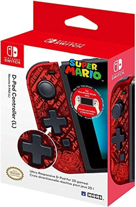 Official Nintendo Switch Left D-Pad Joy-Con