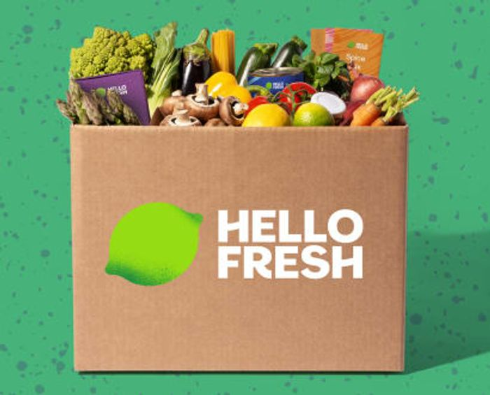 Paypal Offer: Get 50% off Your First HelloFresh Box
