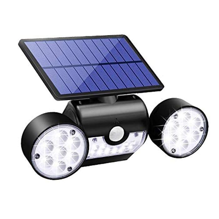 Solar Lights LED Solar Security Lights