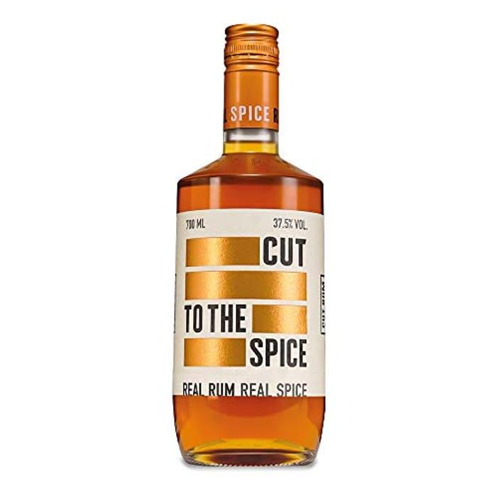 CUT RUM Spiced, 70 Cl