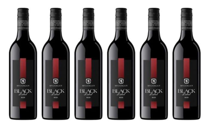 McGuigan Black Label Red, 75 Cl (Case of 6)