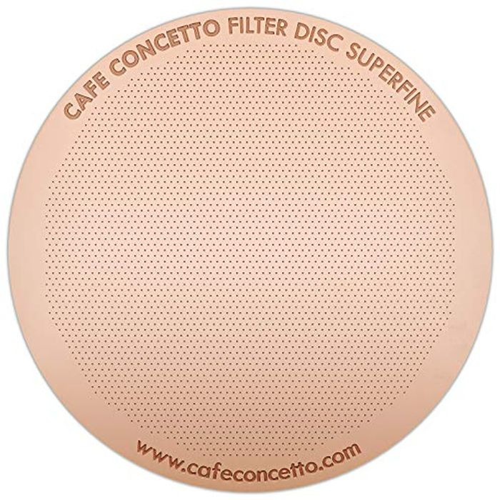 CAFE CONCETTO Filter for Use in AeroPress Coffee Makers