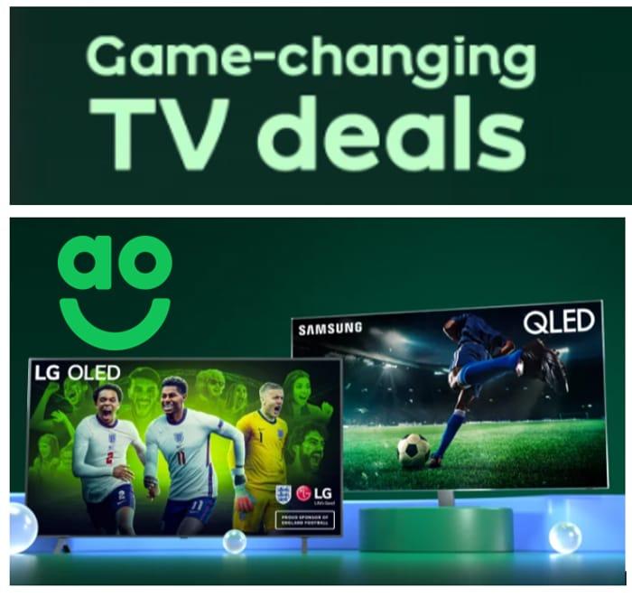 Best Price! AO TV DEALS