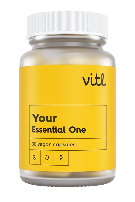 Free Personalised Daily Multivitamin Tailor-Made for You