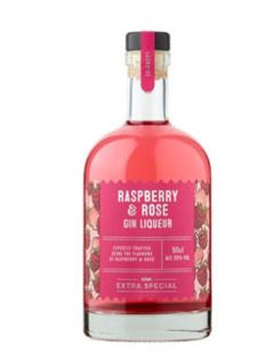 ASDA Extra Special Raspberry & Rose Gin Liqueur