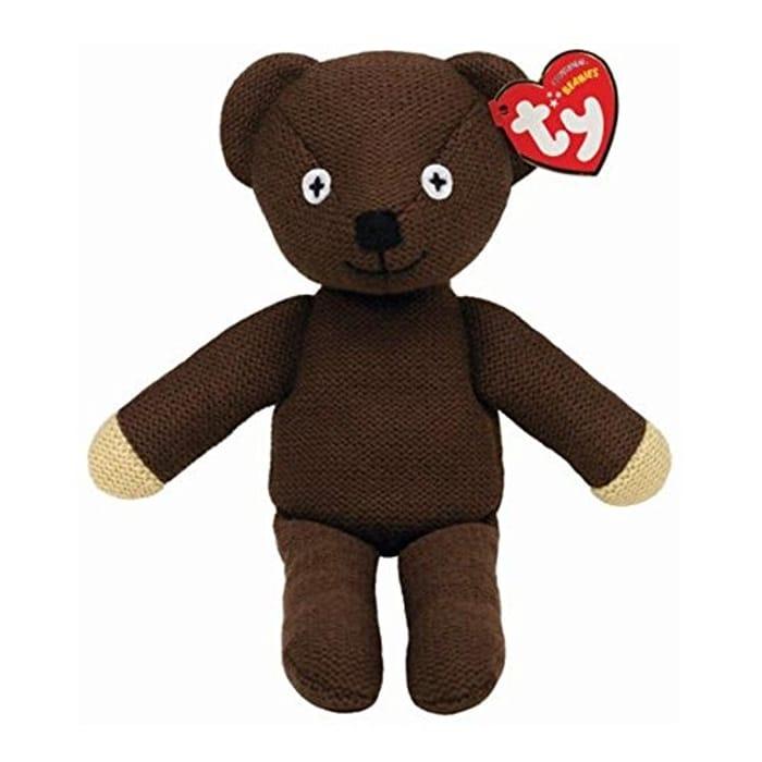 MR. BEAN Beanie (TY Toys)