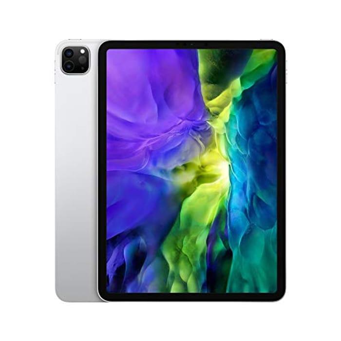2020 Apple iPad Pro (11-Inch, Wi-Fi, 512GB) (2nd Gen) SAVE £232