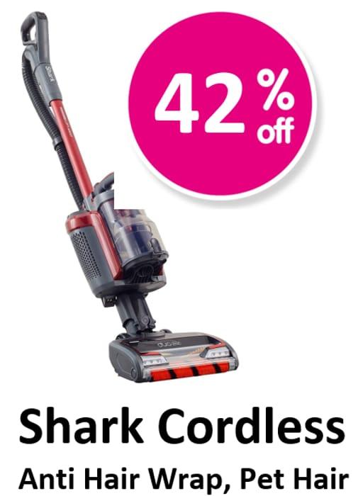 CHEAP! Shark Cordless Vacuum ICZ160UKT Anti Hair Wrap, PET HAIR