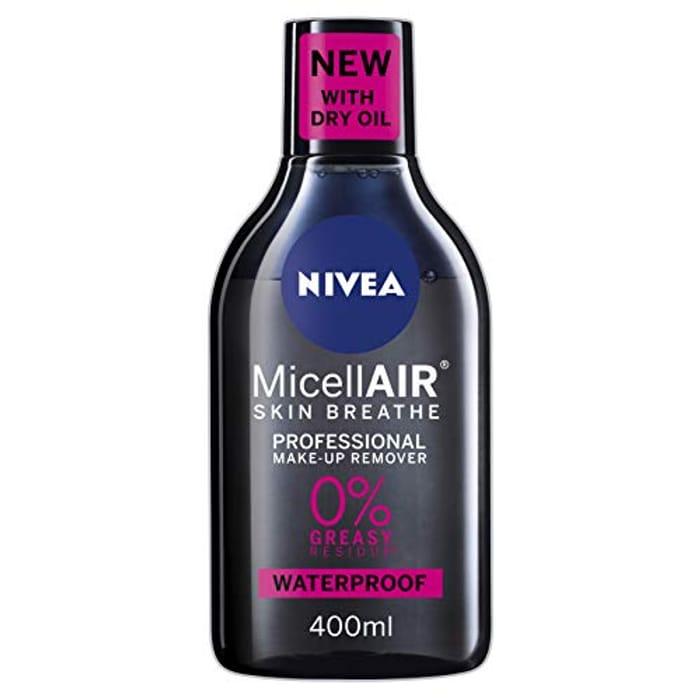 NIVEA MicellAIR Professional Micellar Water Make-up Remover