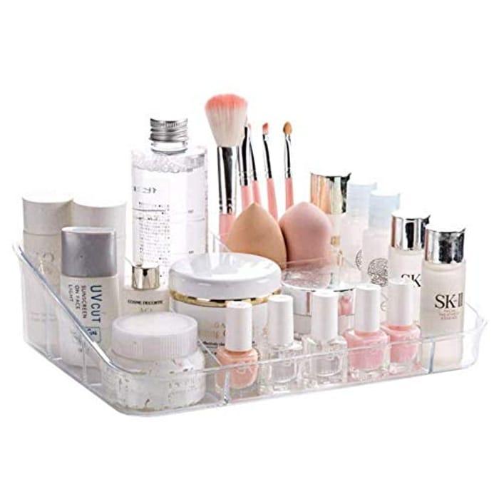 60% off Makeup Organiser Tray