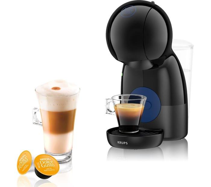 *HALF PRICE* DOLCE GUSTO by KRUPS Piccolo XS Coffee Machine - Black