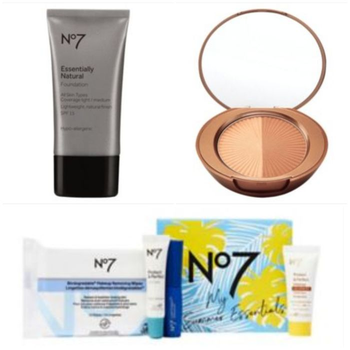 No7 Perfectly Dual Bronzer £1 (6 Allowed at £1) When Buy Foundation + Free Gift