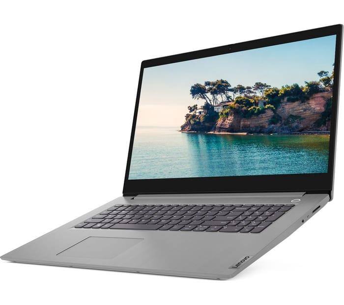 "*SAVE £40* LENOVO IdeaPad 3 17.3"" Laptop - AMD Athlon Gold, 128 GB SSD"