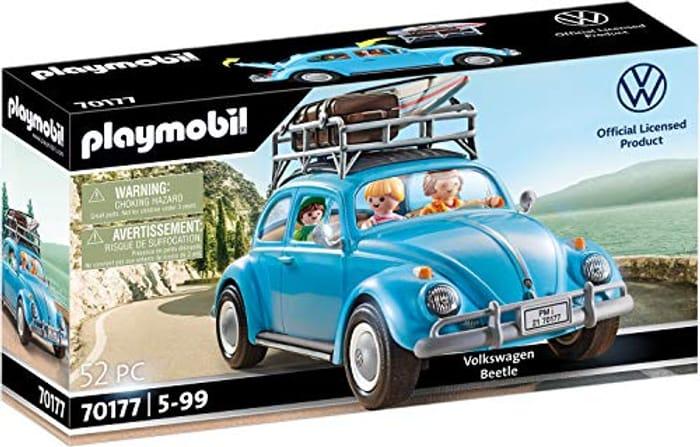 Playmobil 70177 Volkswagen Beetle, for Children Ages 5+