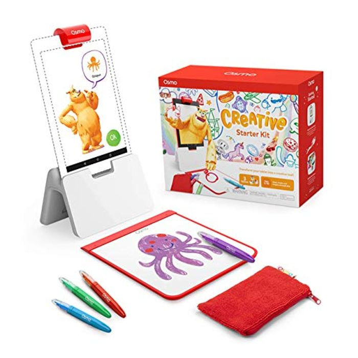 Osmo Creative Starter Kit for Fire Tablet - Fire Tablet Base Included