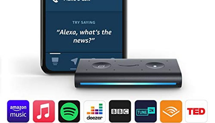 Prime Day - Echo Auto - Add Alexa To Your Car