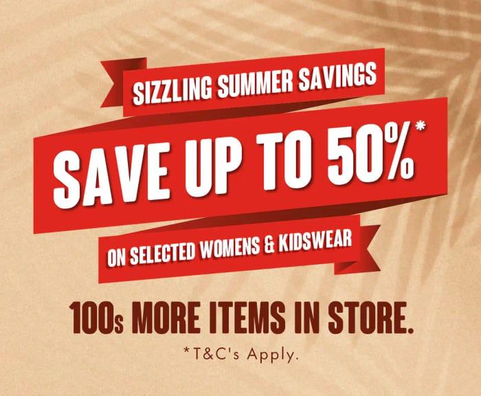 Special Offer! Matalan Summer Sale