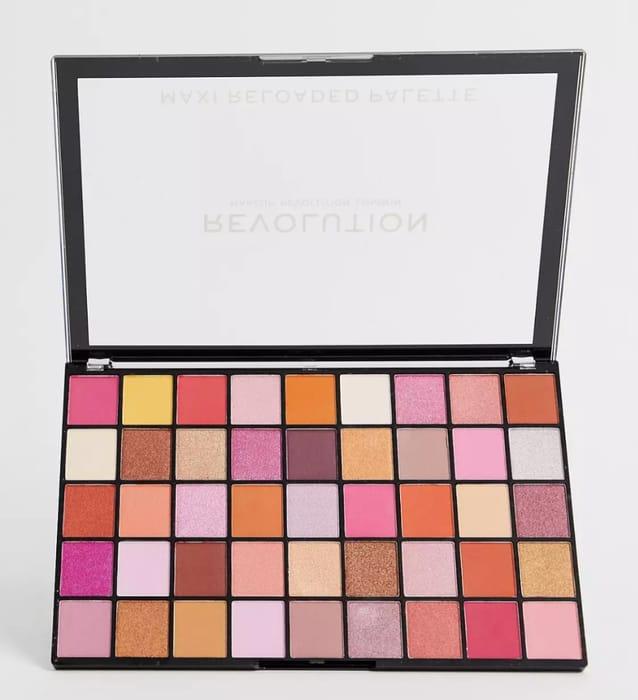 Revolution Maxi Reloaded Palette Big Big Love