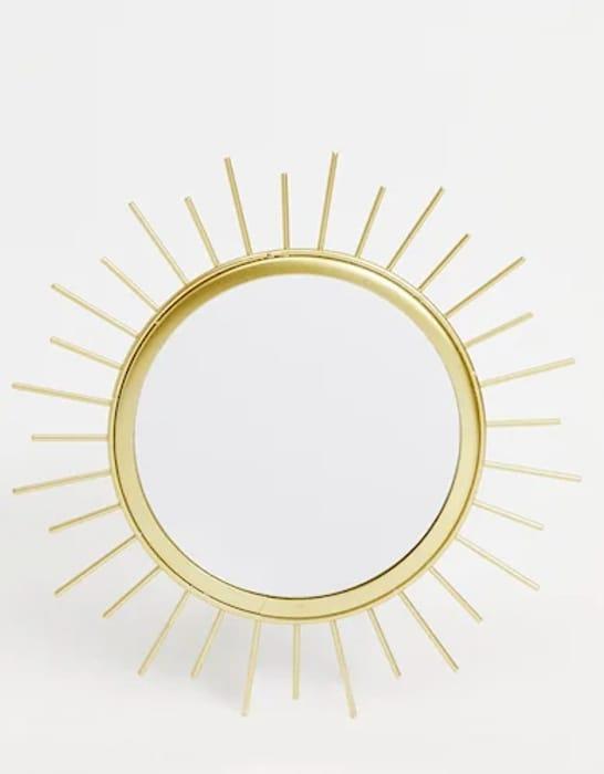 Sass & Belle Sunburst Mirror