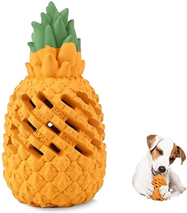DEAL STACK - Fr Aggressive Chewers Stuffable Indestructible Dog Toy + £2 Coupon