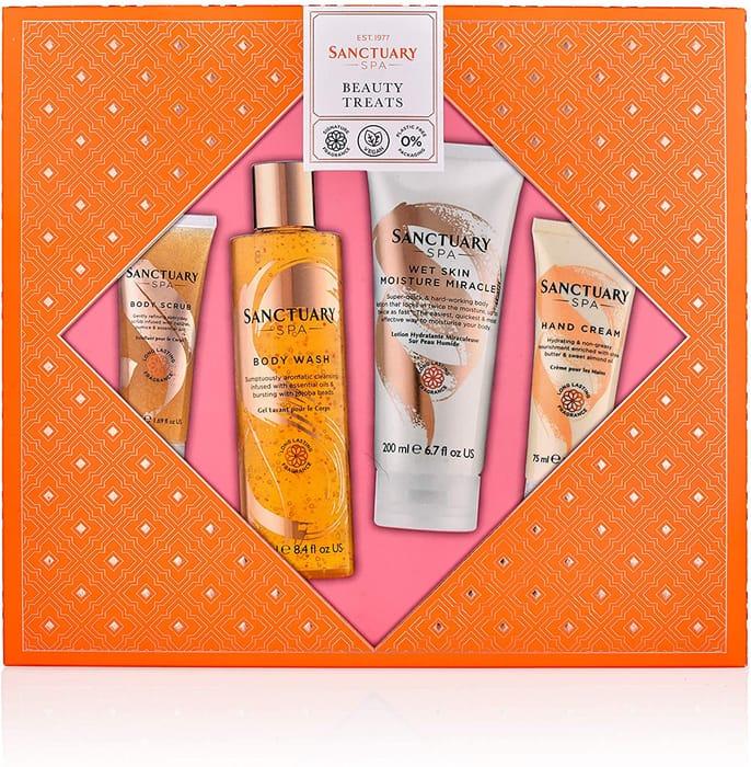 Sanctuary Spa Beauty Treats Gift Box