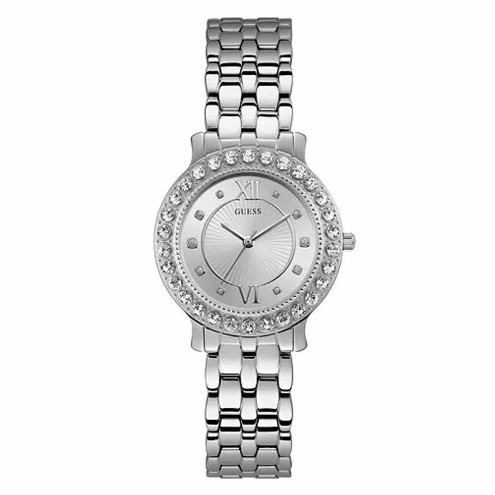Guess Ladies' Stainless Steel Bracelet Watch