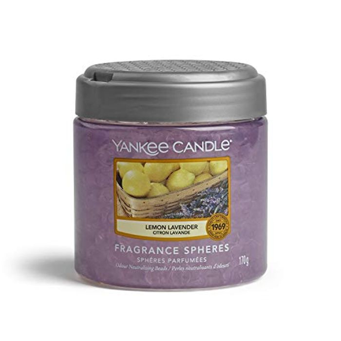 Yankee Candle Fragrance Spheres Air Freshener, up to 30 Days of Fragrance