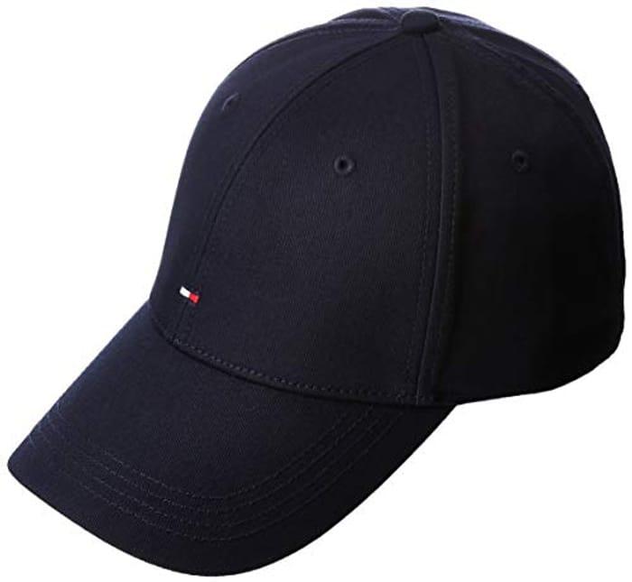 Tommy Hilfiger Men's Classic BB Cap Baseball Blue