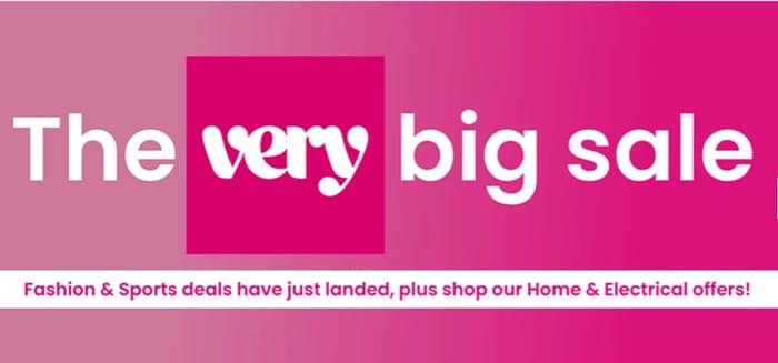 The VERY Big Sale - SHOP FASHION, SPORTS, HOME, TVs, Laptops