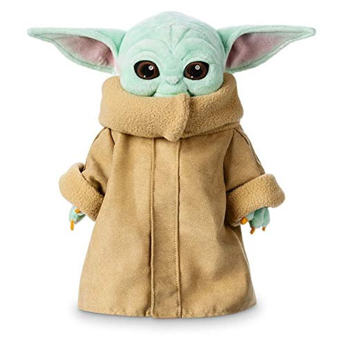 Disney Store Grogu (The Child) Small Soft Plush Toy Star Wars