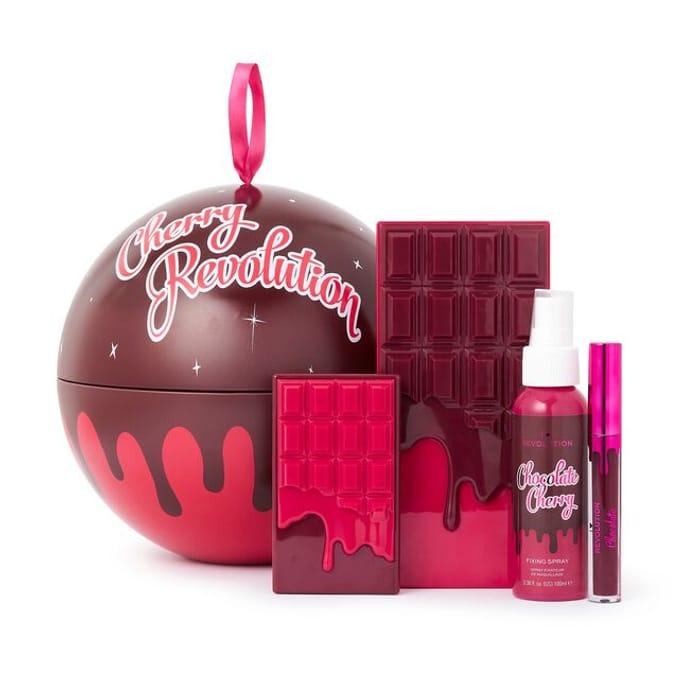 Price Drop: I Heart Revolution Cherry Revolution Gift Set