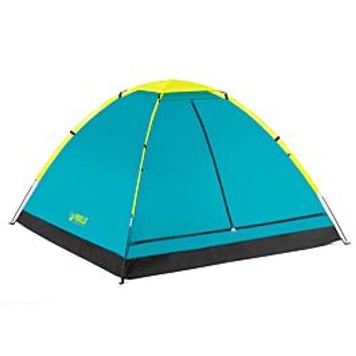 *SAVE £15* Pavillo Cooldome 3 Person Tent - 2.10 X 2.10 X 1.30m