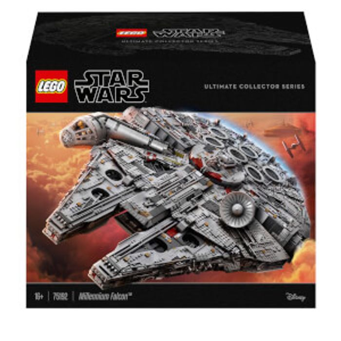 LEGO Star Wars Millennium Falcon Collector Series Set - Only £549.99!