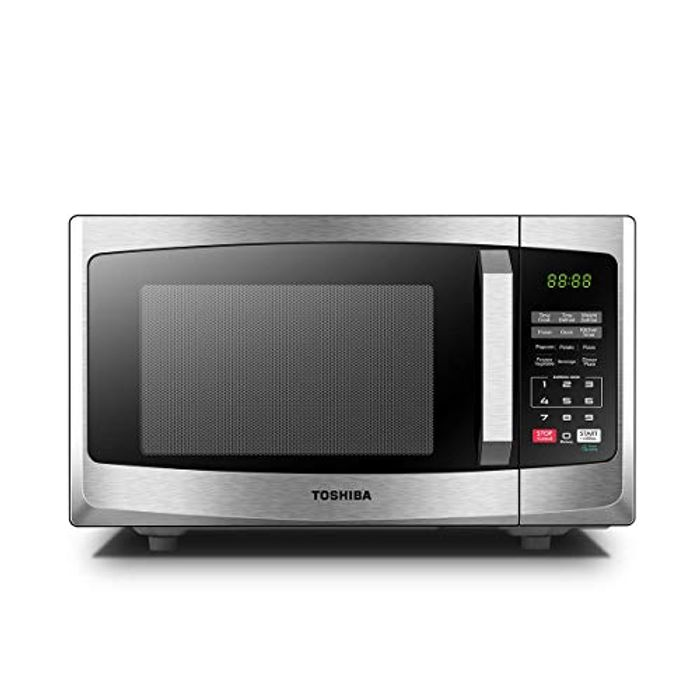 Toshiba 800 W 23 L Microwave Oven with Digital Display - Only £54.99!