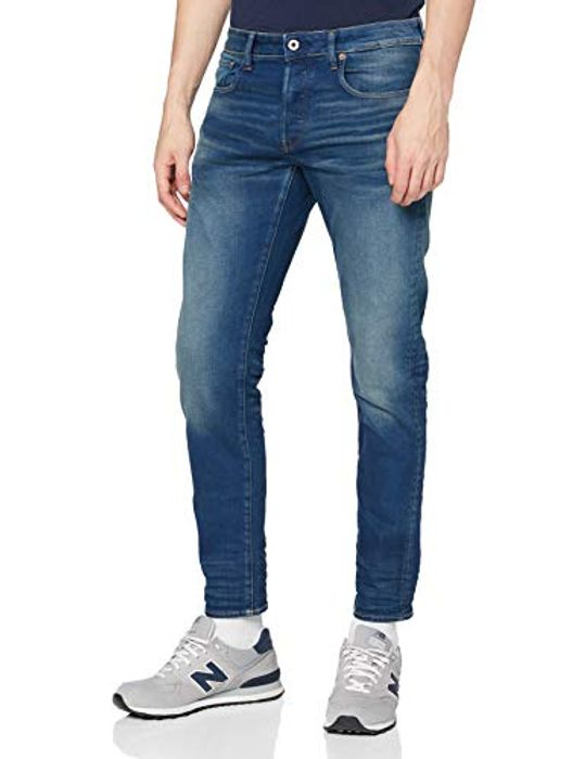 DEAL STACK - G-STAR RAW Men's 3301 Slim Fit' Jeans + £8.78 Coupon
