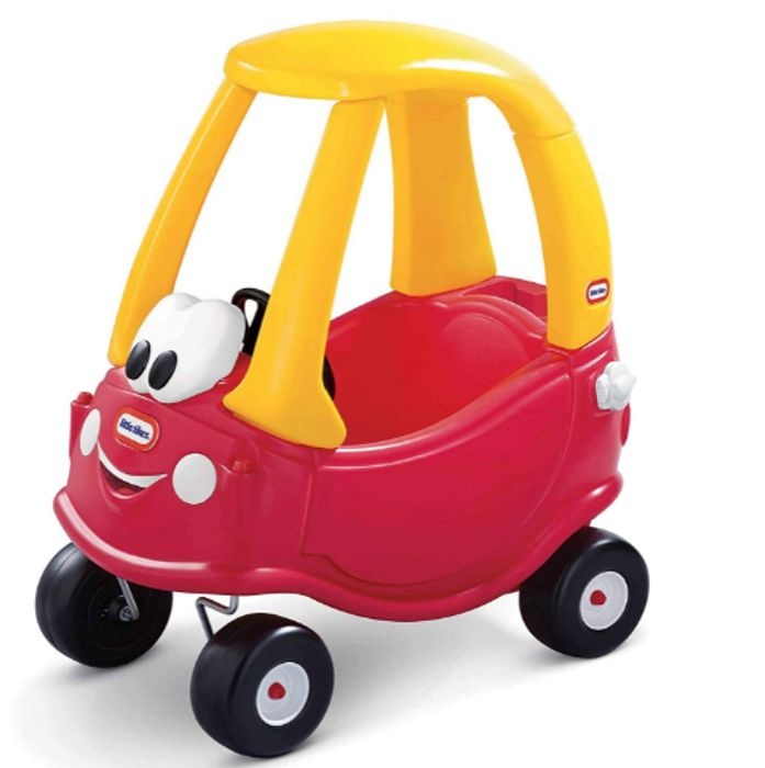 Little Tikes Cozy Coupe Car at Amazon