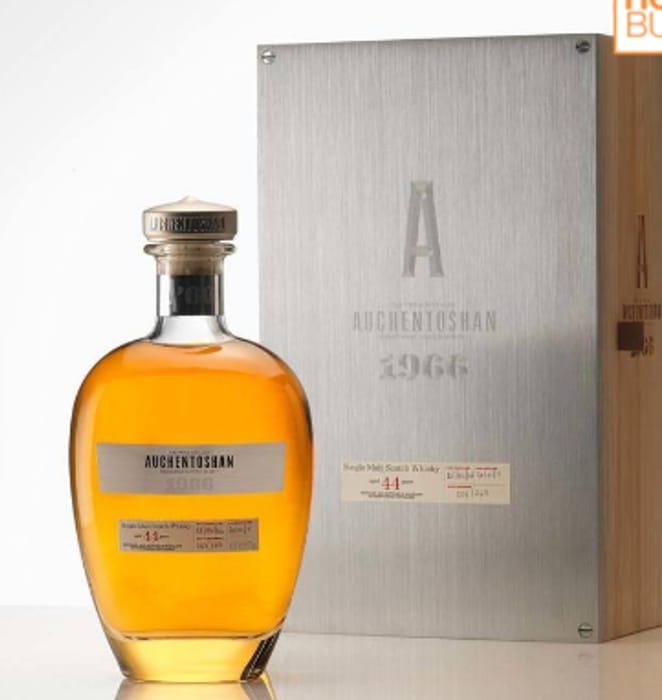 Auchentoshan 44 Year Old 1966 Single Malt Scotch Whisky - Only £2,999.99!