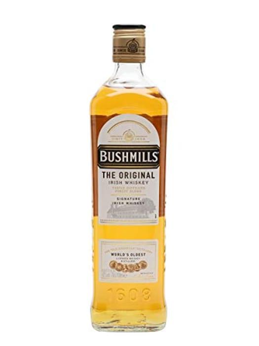 Bushmills Original Irish Whiskey 1litre