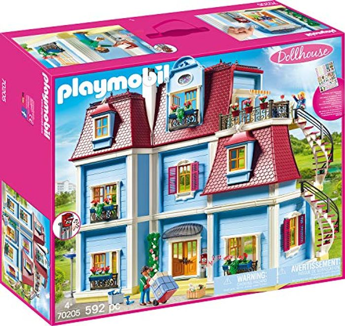 HALF PRICE! Playmobil Large Dollhouse