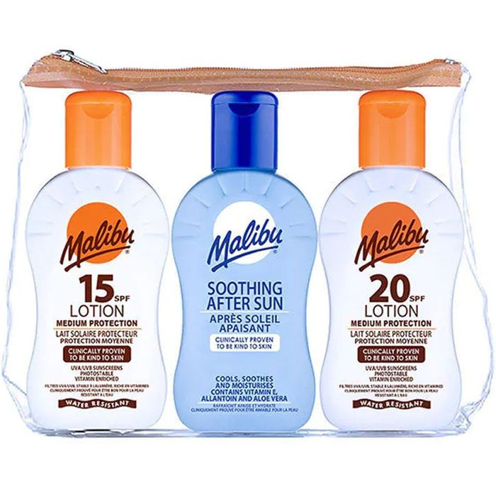 Exclusive - 30% + Extra 15% Code Off Malibu Sun Care & After Sun + Free Delivery