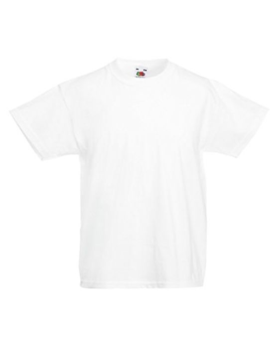 Fruit of the Loom Kids Original T Shirt - Only £1.97!