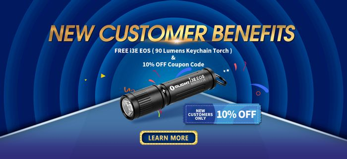 10% off Orders at Olight